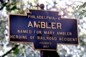 Ambler PA drain backup repair