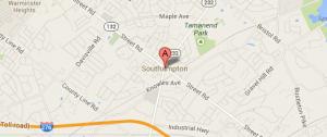 southampton pa plumbing backup